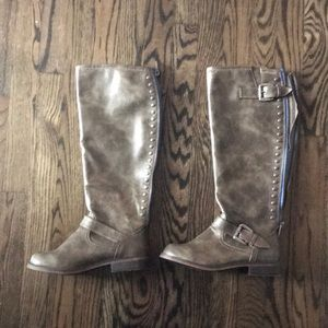 Kohl's knee high boots